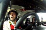 Alan McGeehan  - Kirkistown Stages Rally 2012