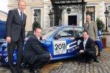 Tm & Paul with the Lord Mayor of Dublin