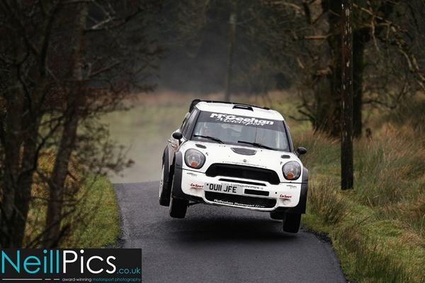McGeehan Motorsport Mini Test 25 01 11