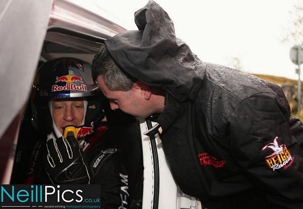 Kris Meek & Derek McGeehan - Mini Test 2012