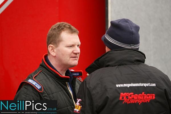 McGeehan Motorsport Mini Test 24 01 11