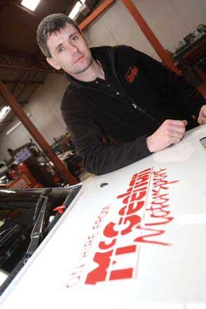 Derek McGeehan - Corolla WRC
