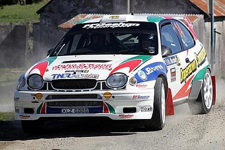 Derek McGeehan - Tour of the Sperrins 2010